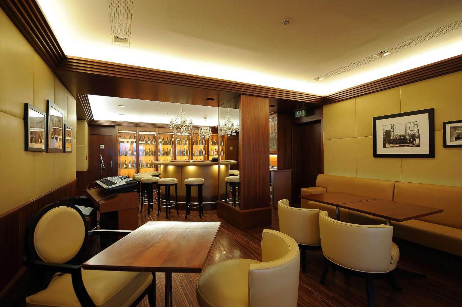 Bar de La Paix à Lausanne