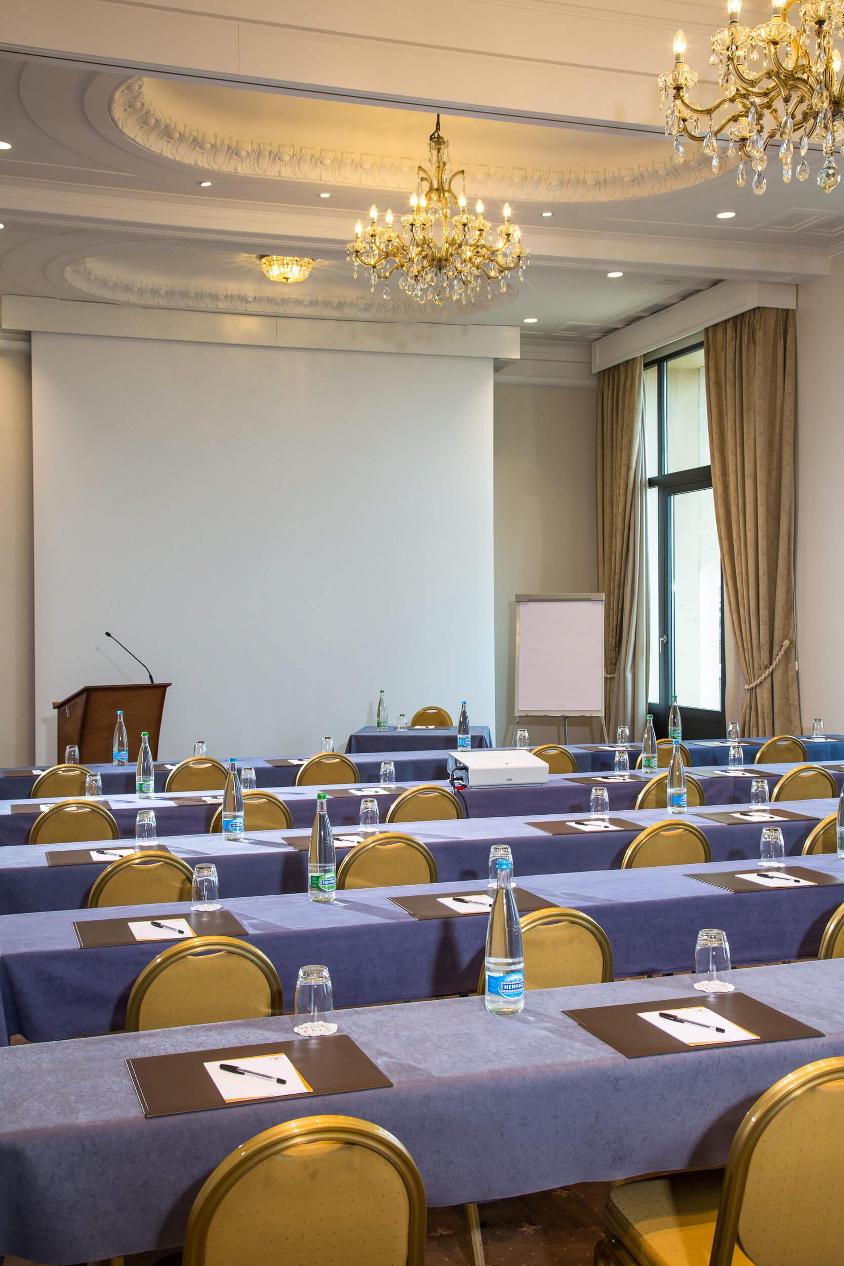 Séminaire à Lausanne à l'Hôtel de La Paix