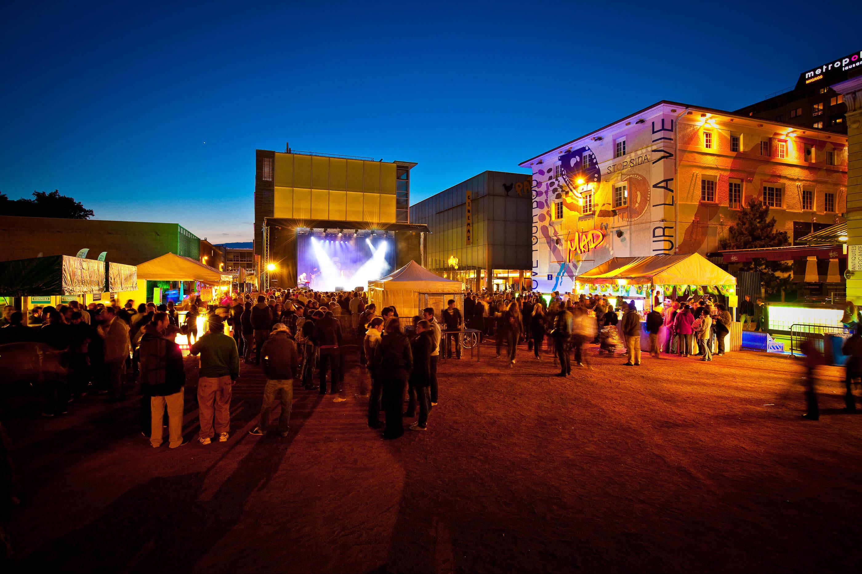 Organisation d'évènements à Lausanne à l'Hôtel de La Paix