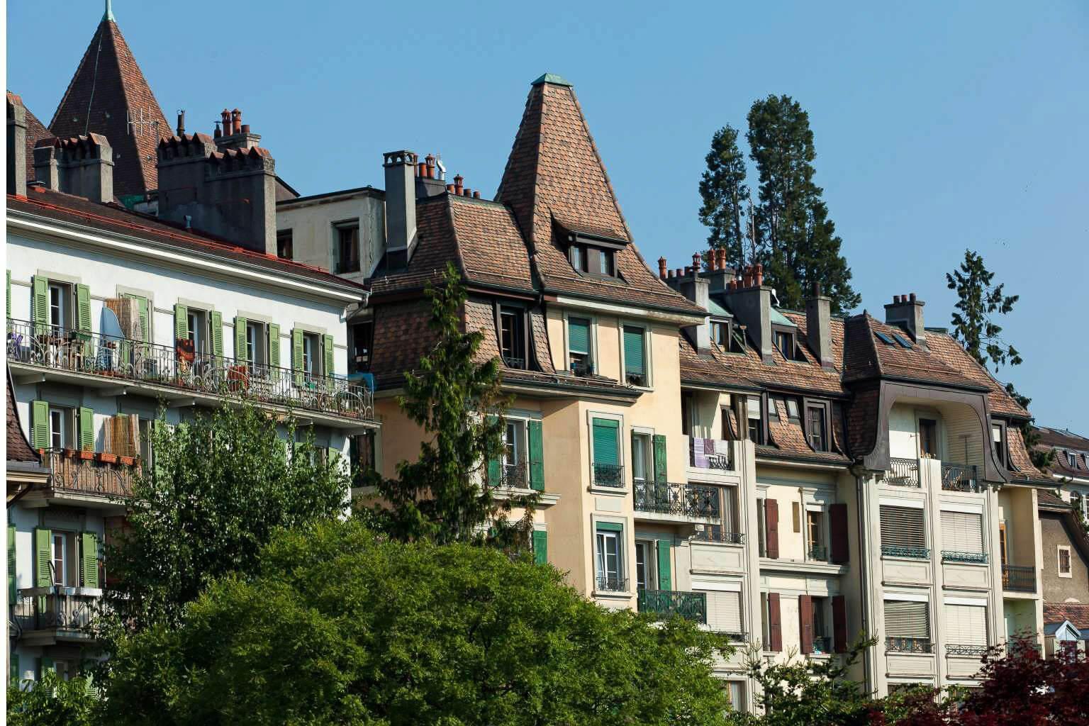 What to do in Lausanne? Hôtel de la Paix Lausanne Centre near Lake Geneva
